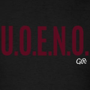 U.O.E.N.O. Sweatshirt - Men's T-Shirt