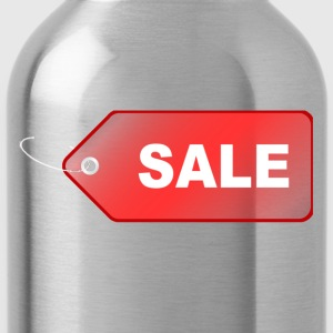 SALE tag - Water Bottle