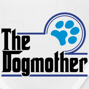 The dogmother Women's T-Shirts - Bandana