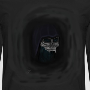 Grim Reaper Men's T-Shirt  - Men's Premium Long Sleeve T-Shirt