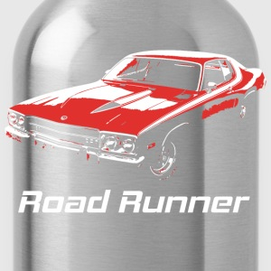 road runner Long Sleeve Shirts - Water Bottle