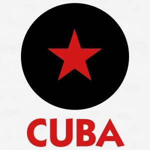 A star for Cuba Mugs & Drinkware - Men's T-Shirt