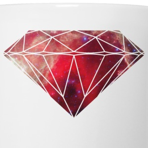 Diamond Galaxy Women's T-Shirts - Coffee/Tea Mug