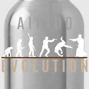Aikido Evolution - Water Bottle