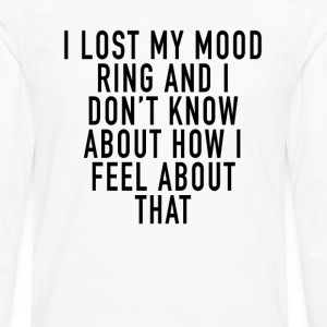missing_mood_ring - Men's Premium Long Sleeve T-Shirt