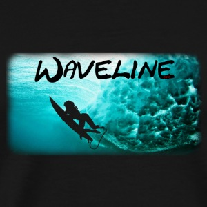 WaveLine 4 Tanks - Men's Premium T-Shirt