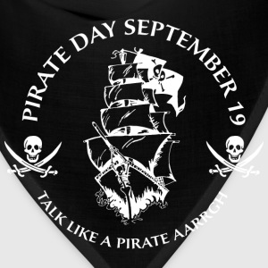 Pirate Day - Bandana