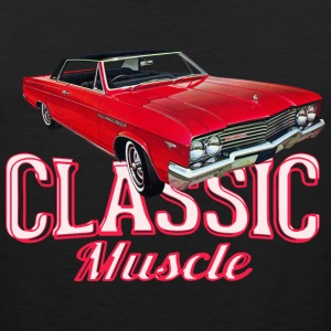 classic muscle Women's T-Shirts - Men's Premium Tank