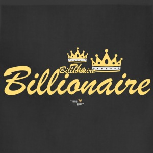 TheBillionaire back T-Shirts - Adjustable Apron