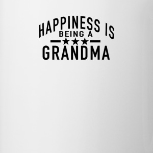 happiness_is_being_a_grandma - Coffee/Tea Mug