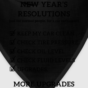 JDM New year resolution | T-shirts JDM - Bandana