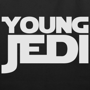 Young Jedi T-Shirt - Eco-Friendly Cotton Tote