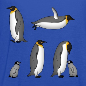 Emperor Penguin 1 Baby & Toddler Shirts - Women's Flowy Tank Top by Bella
