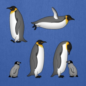 Emperor Penguin 1 Baby & Toddler Shirts - Tote Bag