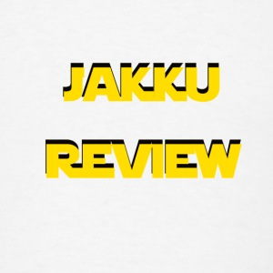 Jakku Review Button - Men's T-Shirt
