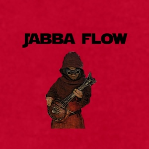 Jabba Flow Mug - Men's T-Shirt by American Apparel