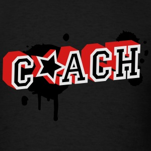 Coach Graffiti Hoodies - Men's T-Shirt