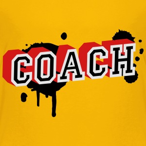 Coach Graffiti Kids' Shirts - Toddler Premium T-Shirt