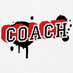Coach Graffiti Caps - Men's T-Shirt