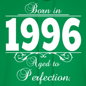 Born-in-Age-1996 T-Shirts - Men's Hoodie