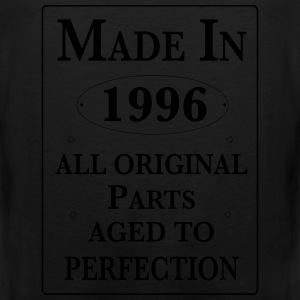 made in 1996 II birthday Women's T-Shirts - Men's Premium Tank