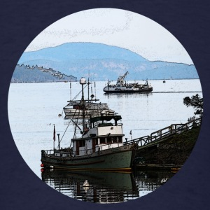 Off the Dock Sweatshirts - Men's T-Shirt