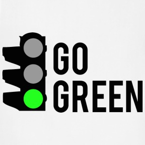 Go Green - Adjustable Apron