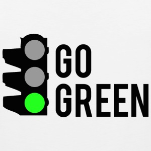 Go Green - Men's Premium Tank