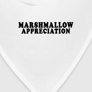 marshmallow_appreciation_tshirts - Bandana