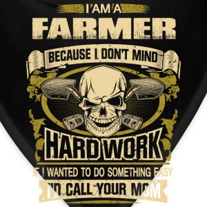 farmer hard work 01 - Bandana