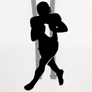 Football player T-Shirts - Contrast Hoodie