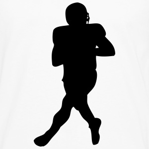Football player T-Shirts - Men's Premium Long Sleeve T-Shirt