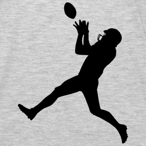 Football player Hoodies - Men's Premium Long Sleeve T-Shirt