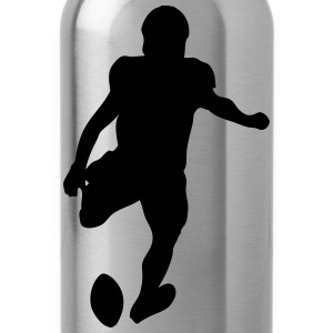 Football player Hoodies - Water Bottle