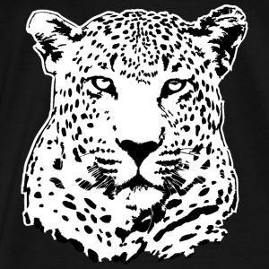 Leopard - Safari - Africa Tanks - Men's Premium T-Shirt