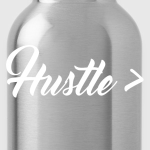 Hustle > Talent - Water Bottle