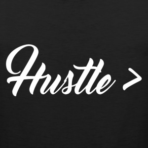 Hustle > Talent - Men's Premium Tank