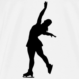 Figure Skating Tanks - Men's Premium T-Shirt