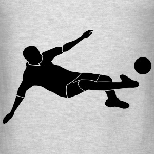 Soccer Player Hoodies - Men's T-Shirt