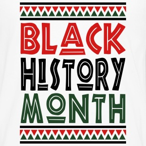 Black History Month 2016 Kids' Shirts - Men's Premium Long Sleeve T-Shirt