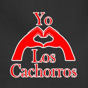 Yo Amo Los Cachorros T-Shirts - Adjustable Apron