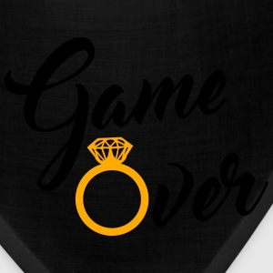 Game over Tanks - Bandana