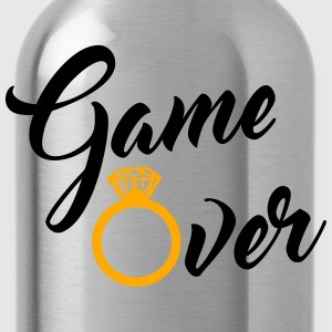 Game over Women's T-Shirts - Water Bottle