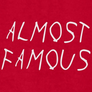 almost famous Caps - Men's T-Shirt by American Apparel