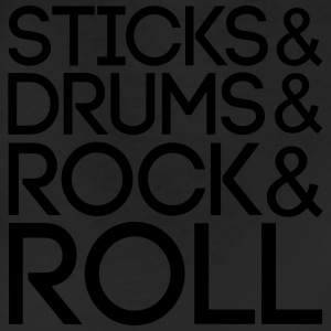 Sticks Drums Rock + Roll T-Shirts - Leggings