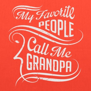 My Favorite Grandpa - Tote Bag