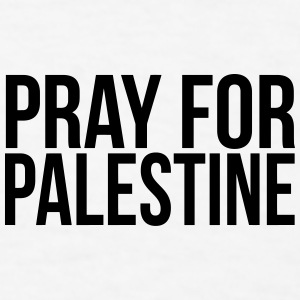 PRAY FOR PALESTINE Caps - Men's T-Shirt