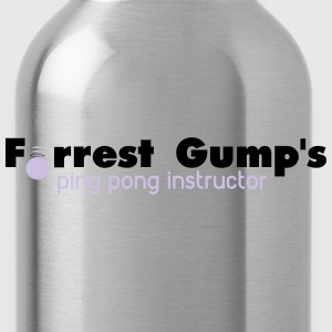 forrest gump's ping pong instructor Hoodies - Water Bottle