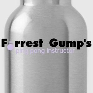 forrest gump's ping pong instructor Women's T-Shirts - Water Bottle