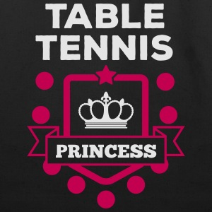 table tennis princess Women's T-Shirts - Eco-Friendly Cotton Tote